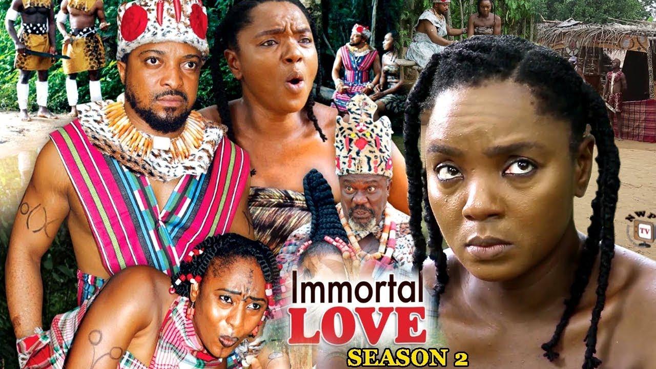 Download Immortal Love Season Finale - Chioma Chukwuka 2018 Latest Nigerian Nollywood Movie Full HD | 1080p