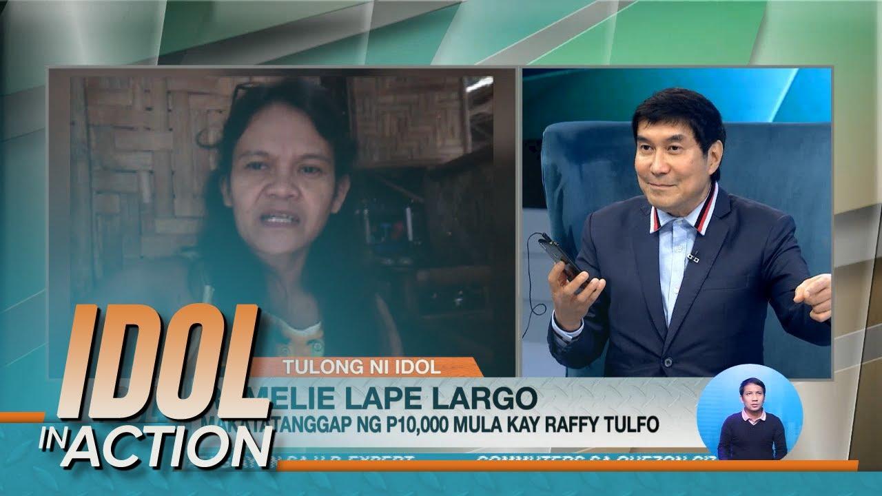 Download Idol Raffy, magpapaabot ng tulong