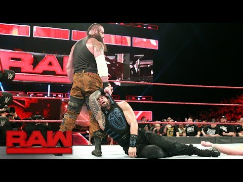 Thumbnail: Braun Strowman tears up the road to SummerSlam: Raw, July 17, 2017
