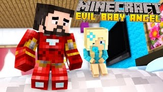 Minecraft MineVengers - EVIL BABY ANGEL!!