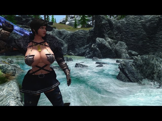 Skyrim: Yundao HDT Hair v2 7 | GamerHow | Gamers walkthrough