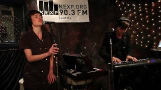 Trentemøller - Even Though You're With Another Girl (Live on KEXP)