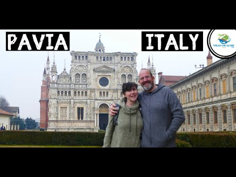 New friends in Pavia - Vanlife ITALY | Overland VANLIFE Adventure drive around the world