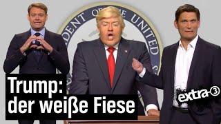 Trumps USA: Rassismus und Waffengewalt