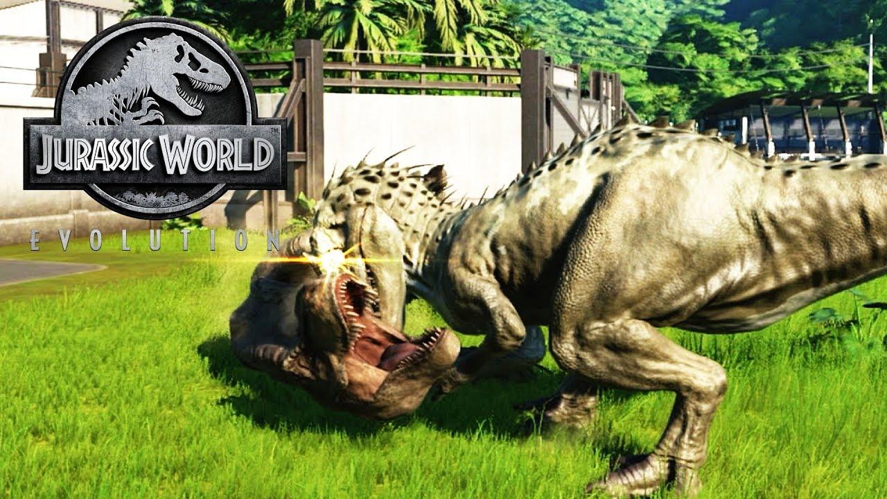 Depredador Dinosaurio Hibrido Indominus Rex Jurassic World Evolution Youtube Aproximadamente siete (7) pulgadas de alto, y doce (12) pulgadas de largo. depredador dinosaurio hibrido indominus rex jurassic world evolution