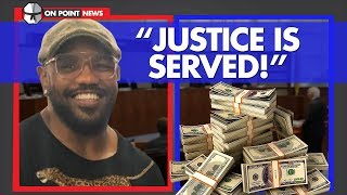 "Yoel Romero Reacts To Winning $27.45 Million - ""Justice Is Served!"""