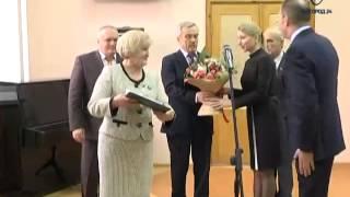 Белгородской государственной библиотеке Альберта Лиханова передали книги о путешественниках