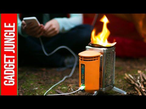 BioLite CampStove Campstove 2 Review - The Best Camping Stove Of 2020