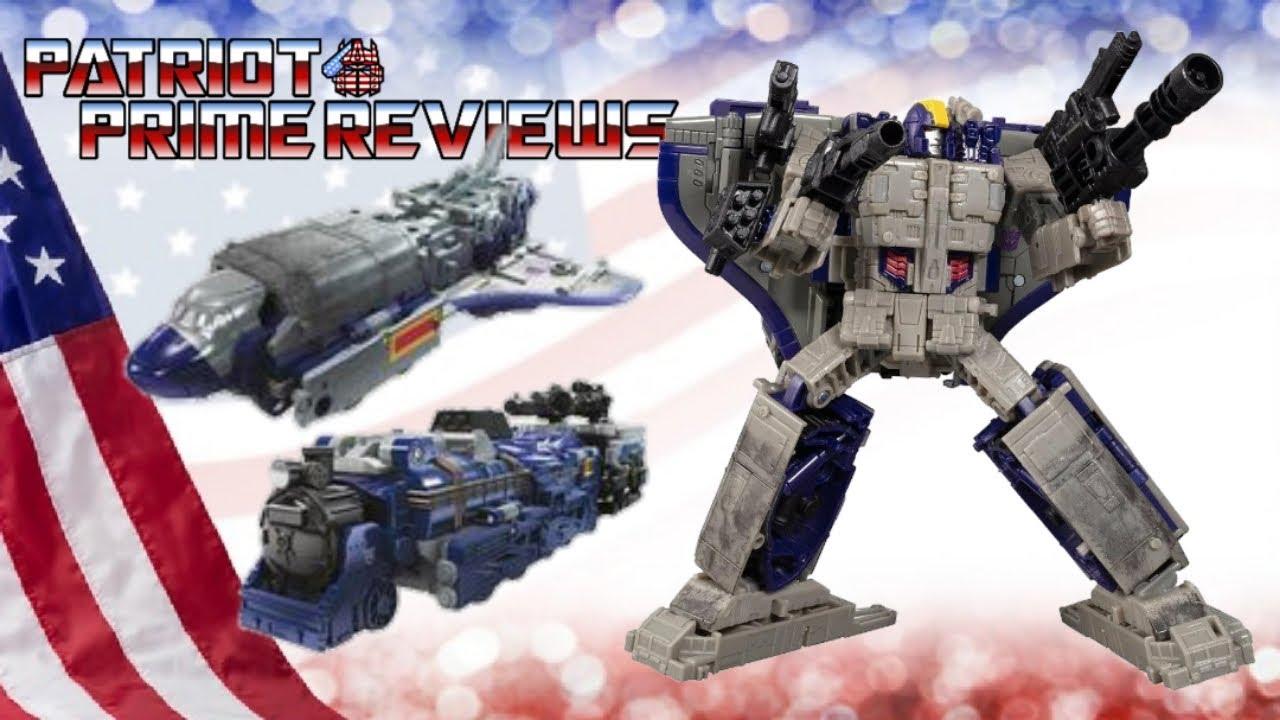 Patriot Prime Reviews Earthrise Astrotrain
