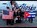 Alaska Airline llega La Habana
