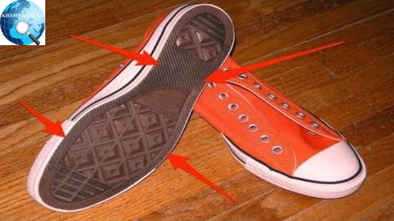 8efef6909f01 Đế giày Converse có thiết kế rất đặc biệt