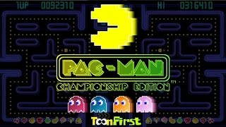 PAC-MAN Championship Edition - Funny Game