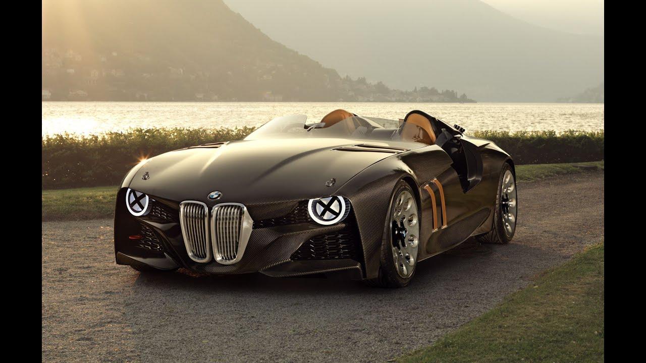 BMW 328 Hommage Car World premiere - YouTube