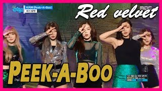 Download Lagu [HOT] Red Velvet - Peek-A-Boo - 레드벨벳 - 피카부(Peek-A-Boo), 20171125 Mp3