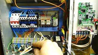 Частотник на токарный