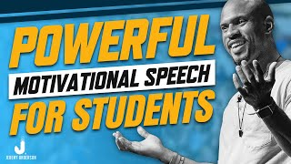 Best Motivational Speaker for Students | Jeremy Anderson
