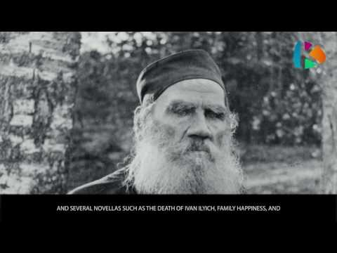 Leo Tolstoy - Famous Authors - Wiki Videos by Kinedio