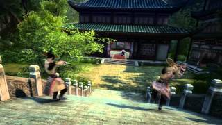 Age of Wushu New game trailer Breaking the Rules: Reinventing the MMORPG  - PC Online