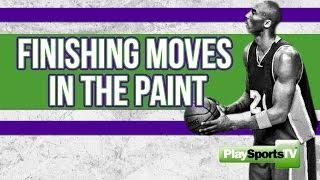 Finishing Moves in the Paint