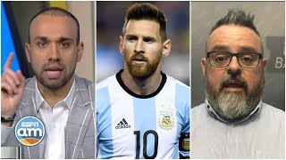 Adal: ¡La humildad de Lionel Messi es falsa! ¡En México dejó plantado a los aficionados! | ESPN AM