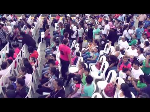 Cruzada  de  Sanidad y Milagros Managua  Nicaragua  2016