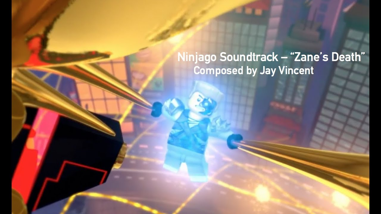 Ninjago Soundtrack Zane s Death Jay Vincent and Michael Kramer