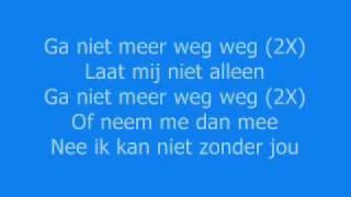 Junior Songfestival 2010 - Mano - Ga niet meer weg [Studio versie] Met songtekst!
