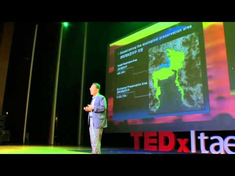 Why is It a Creation? (순천만. 왜 창조인가?): Choi Duklim at TEDxItaewon