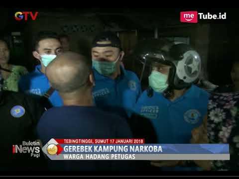 Kalah Jumlah, BNN Gagal Tes Urine di Kampung Narkoba - BIP 18/01