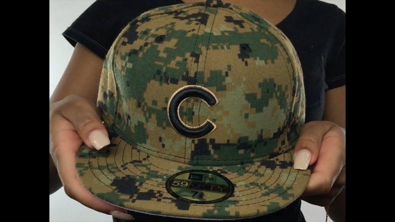 d19a9a4075c Cubs 2016 MEMORIAL DAY  STARS N STRIPES  Hat by New Era - YouTube