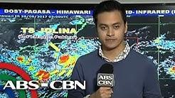 TV Patrol: Bagyong 'Jolina', nakalabas na ng Pilipinas