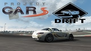 Project Cars Dubai Drift
