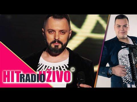 Nenad Manojlovic & ork. Vlade Vrcinca - Sanjam zenu s malisanom - ( Live ) - ( HRU )