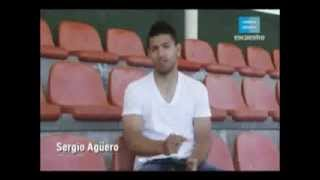 Documental Kun Aguero La historia 1/3