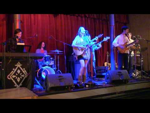 Megs Emrys Band   Touch Of A Human   Tobacco Factory June 17