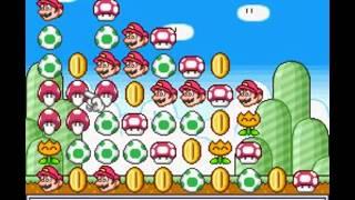 Undake 30 Same Game Daisakusen - Mario Version - Same Game Mario Version | UNDAKE30????????????? (Satellaview) - Satellablog ROM dump archive - User video
