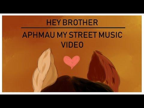 HEY BROTHER | Aphmau MyStreet Music Video
