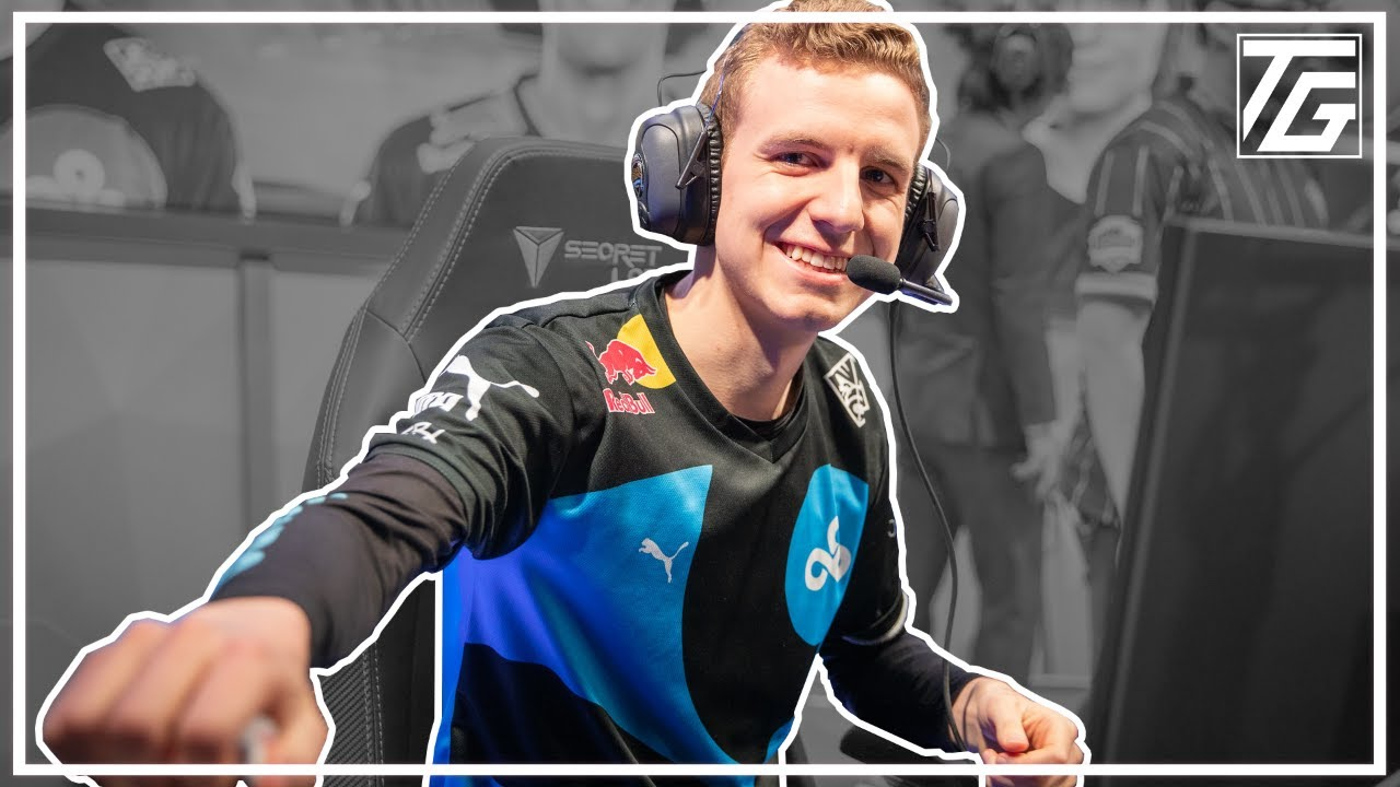 Licorice talks Cloud9's diminished strength, scrim partners, and Fall Guys