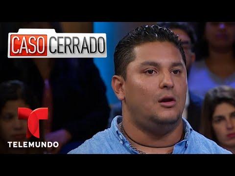 Caso Cerrado | Husband Asks Wife To Cheat On Him 🤔😘💔 | Telemundo English