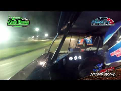 #7 Cole Wells - Cash Money Late model - 9-1-19 Monett Motor Speedway - In Car Camera