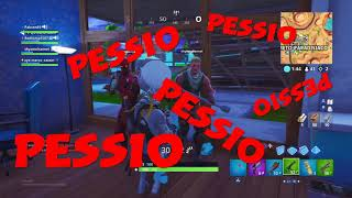 Fortnite - team final - looking for the team's first real victory in the new season.