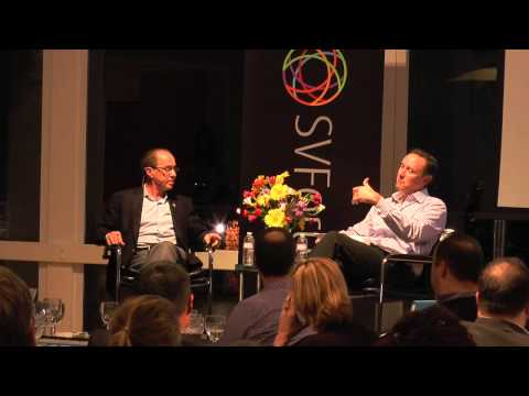 SVForum Visionary Salon Dinner with Ray Kurzweil & Steve Jurvetson - 2.6.14