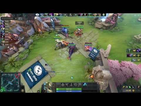 EG vs OG Dota Pit League S5 Lan Finals WB Finals Game 2 VOD