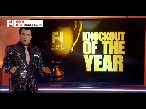 Robin's Breakdown: Knockout of the Year 2016