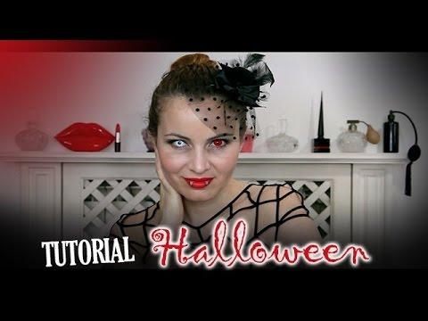 Trucco per Halloween Semplice e Veloce Jadorelemakeup ...