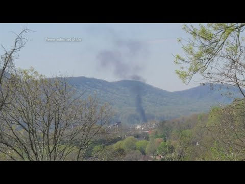Why is the Army open burning explosives and contaminated waste in Kingsport?