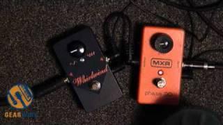 Whirlwind Rochester Series Orange Box Phaser Vs. MXR Phase 90: Not Necessarily Fair, But Enlightenin