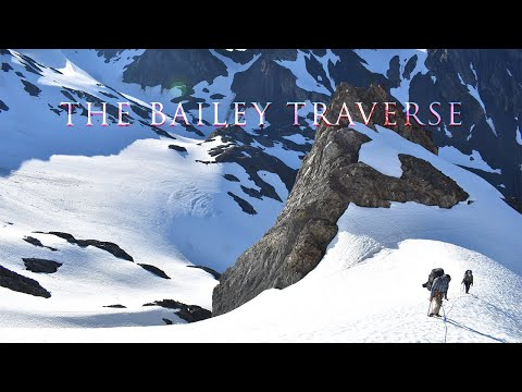 The Bailey Traverse | An Olympic National Park Epic | 4K Backpacking Documentary