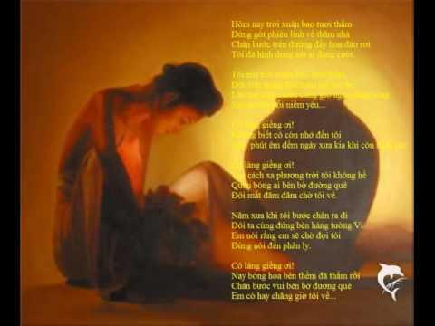 Cô Láng Giềng - Vũ Khanh