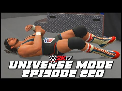 WWE 2K17 | Universe Mode - 'A WILD HIDEO SPOTTED!' | #220